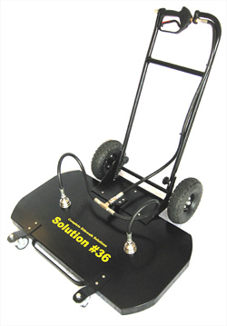 Complete Sidewalk Solutions Flat Surface Cleaners