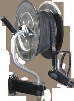 Stainless Steel Pressure Washer Hose Reels