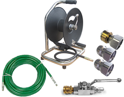 Covkit 02 Pressure Washer To Sewer Jetter Conversion Kit